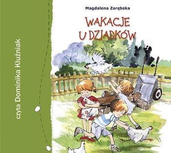 Wakacje u dziadków-Zarębska Magdalena
