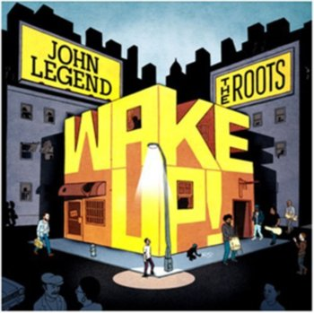 Wake Up!-Legend John, The Roots