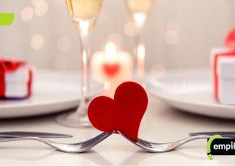 Walentynkowe prezenty dla miłośników jedzenia