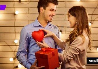 Walentynkowe prezenty dla Niej i dla Niego