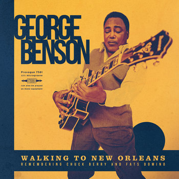 Walking to New Orleans-Benson George