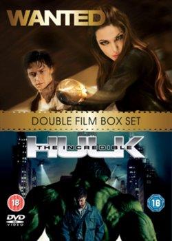 Wanted/The Incredible Hulk (brak polskiej wersji językowej)-Bekmambetow Timur, Leterrier Louis