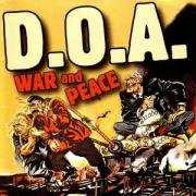 War And Peace-D.O.A.