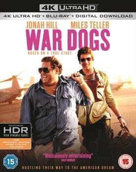 War Dogs (brak polskiej wersji językowej)-Phillips Todd