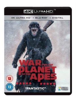 War for the Planet of the Apes (brak polskiej wersji językowej)-Reeves Matt