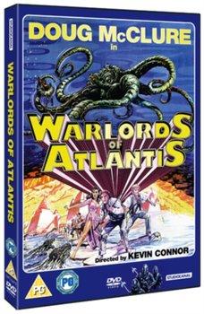 Warlords of Atlantis (brak polskiej wersji językowej)-Connor Kevin