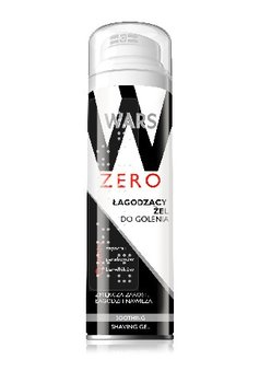 Wars, Zero, łagodzący żel do golenia, 200 ml-Wars