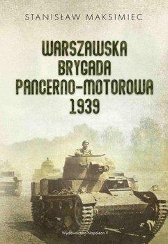 Warszawska Brygada Pancerno-Motorowa 1939-Maksimiec Stanisław