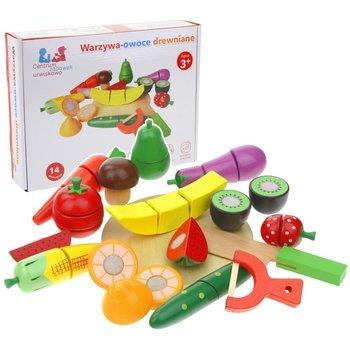 Warzywa i owoce do krojenia -Urwiskowo