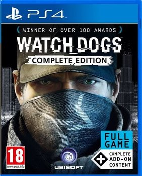 Watch Dogs - Complete Edition-Ubisoft
