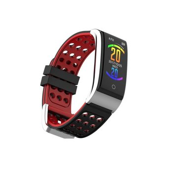 WATCHMARK EKG N08, czerwony-Watchmark