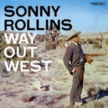 Way Out West (OJC Remasters) - Rollins Sonny