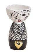 Wazon dekoracyjny Kobieta z sercem-Wurm