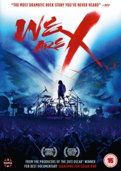 We Are X (brak polskiej wersji językowej)-Kijak Stephen