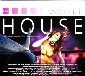 We Call It House Various Artists Muzyka Sklep Empik Com