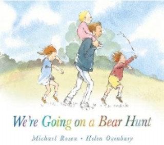 We're Going on a Bear Hunt-Rosen Michael