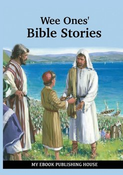 Wee Ones' Bible Stories-Anonymous Author