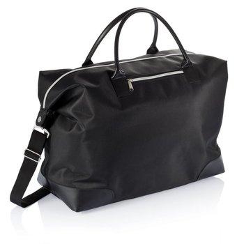 Weekendowa torba podróżna, podręczna Czarna-XD COLLECTION