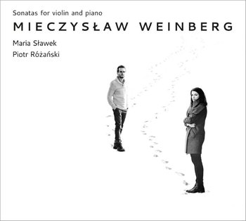 Weinberg: Sonatas For Violin And Piano-Sławek Maria, Różański Piotr