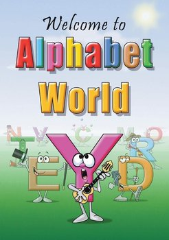 Welcome to Alphabet World-Ward Linda Lee