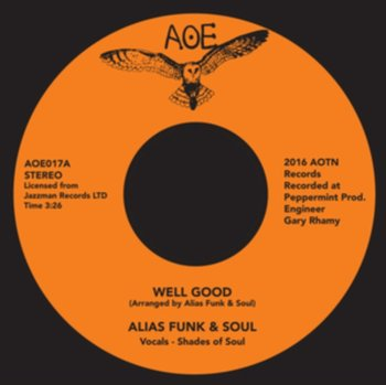 Well Good-Alias Funk & Soul