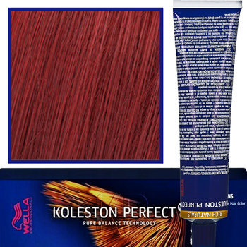 Wella Koleston Me Farba do włosów 60ml 66/46 Fioletowy Czerwono Intensywny Ciemny Blond-Wella