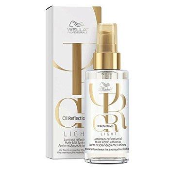 Wella Oil Reflections Light Oil, Lekki olejek rozświetlający włosy 100ml-Wella
