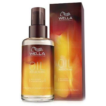 Wella, Reflections, olejek wygładzający, 100 ml-Wella