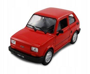 Welly, model kolekcjonerski Maluch Maluszek Fiat 126p-Welly