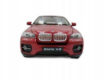 Welly, model kolekcjonerski Samochód BMW X6 M 1:24-Welly
