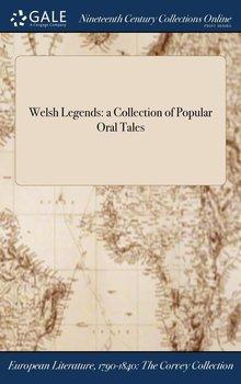Welsh Legends-Anonymous