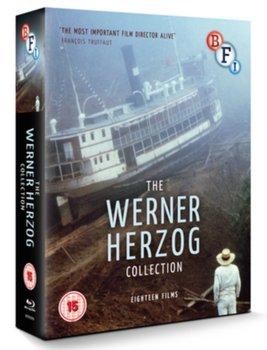 Werner Herzog Collection (brak polskiej wersji językowej)-Herzog Werner