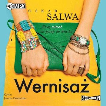 Wernisaż-Salwa Oskar