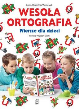 Wesoła ortografia. Wiersze dla dzieci                      (ebook)