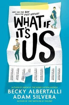 What If It's Us-Silvera Adam, Albertalli Becky