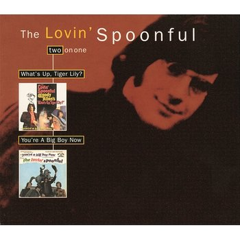 What's Up Tiger Lily/You're A Big Boy Now-The Lovin' Spoonful