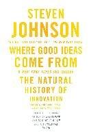 Where Good Ideas Come from-Johnson Steven