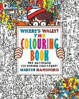 Where's Wally? The Colouring Book - Handford Martin