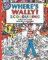 Where's Wally? The Colouring Collection-Handford Martin