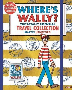 Where's Wally? The Totally Essential Travel Collection-Handford Martin