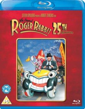 Who Framed Roger Rabbit? (brak polskiej wersji językowej)-Zemeckis Robert