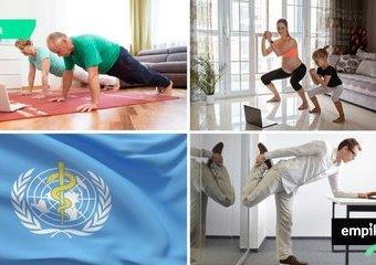 WHO zaleca jak ćwiczyć – dobre praktyki