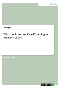 Why should we use Visual Teaching in Primary School?-Anonym