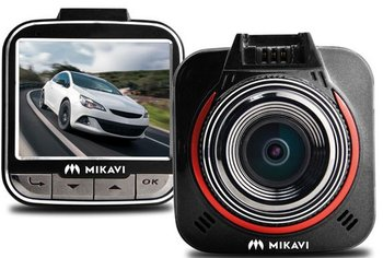 Wideorejestrator MIKAVI PQ1 GPS-Mikavi