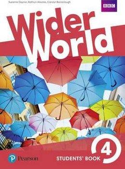 Wider World 4 Students' Book-Barraclough Carolyn, Gaynor Suzanne, Alevizos Kathryn