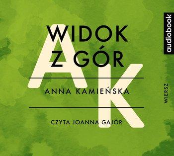 Widok Z Gór Kamieńska Anna Audiobook Sklep Empikcom