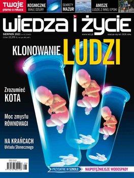 Wiedza i Życie nr 8/2021-Opracowanie zbiorowe