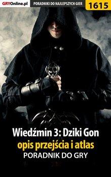 Wiedźmin 3: Dziki Gon - opis przejścia i atlas-Hałas Jacek Stranger