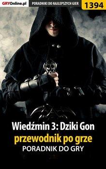 Wiedźmin 3: Dziki Gon - przewodnik po grze-Hałas Jacek Stranger
