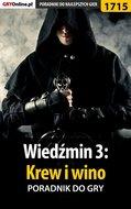 Wiedźmin 3: Krew i wino - poradnik do gry
